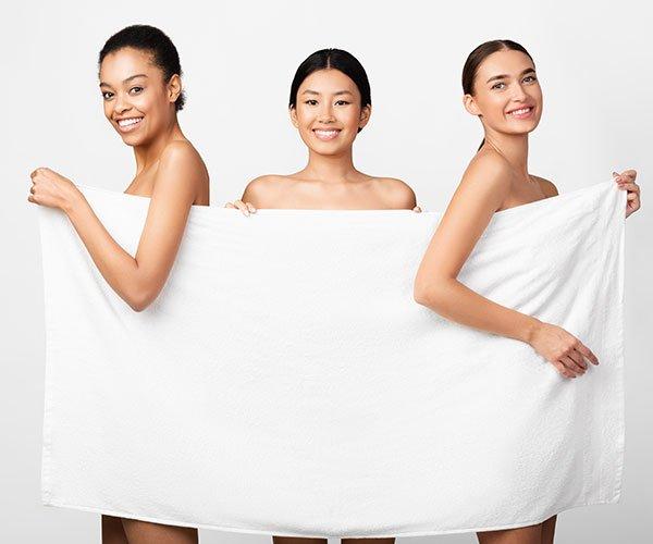 Как да изберем подходяща козметика за тяло